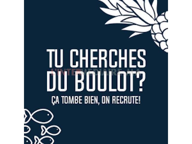Téléconseillers débutants francophones