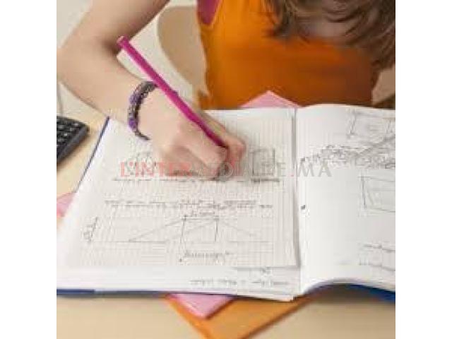 Soutien en mathématiques et en physique