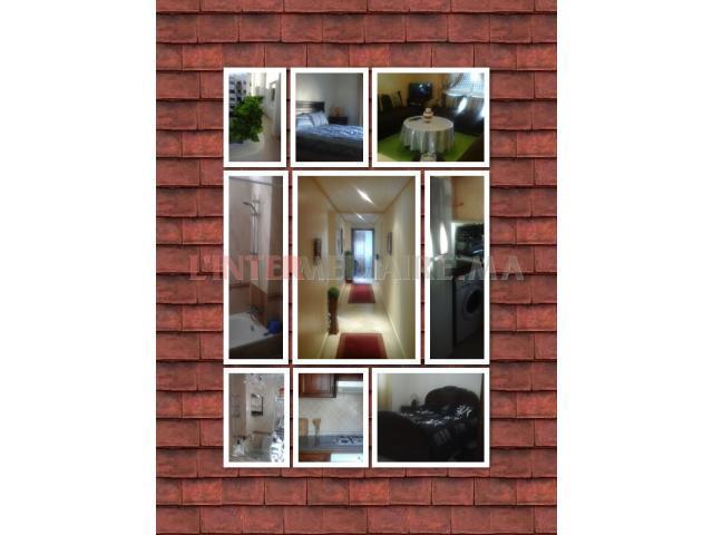 "Appartement meuble  ""casablanca-bourgogn"