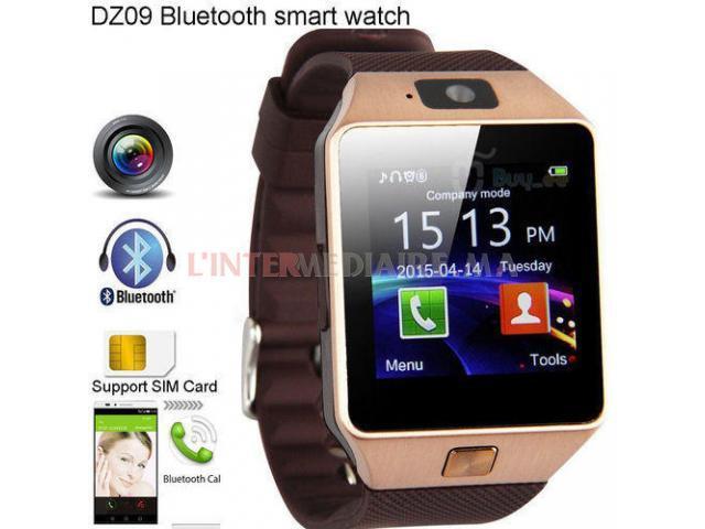 Smart watch الساعة الذكية