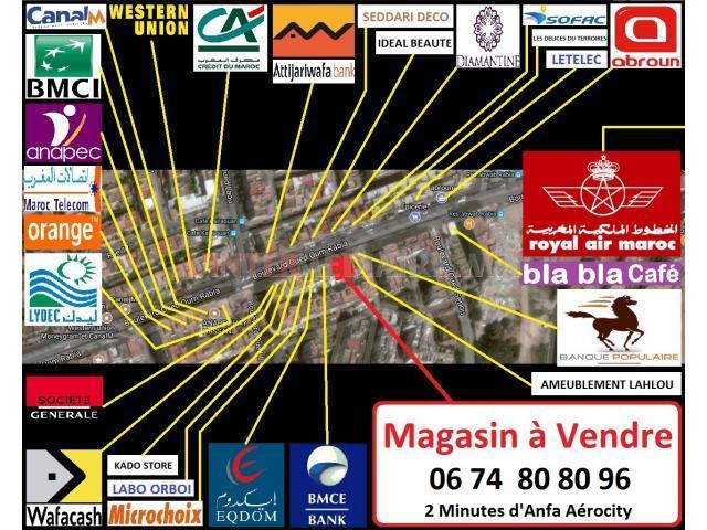 MAGASIN CASABLANCA