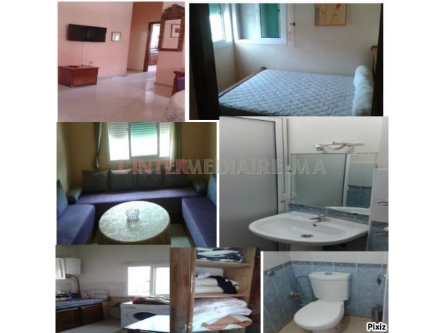 appartement meublé atlantique2 AIN SEBAA