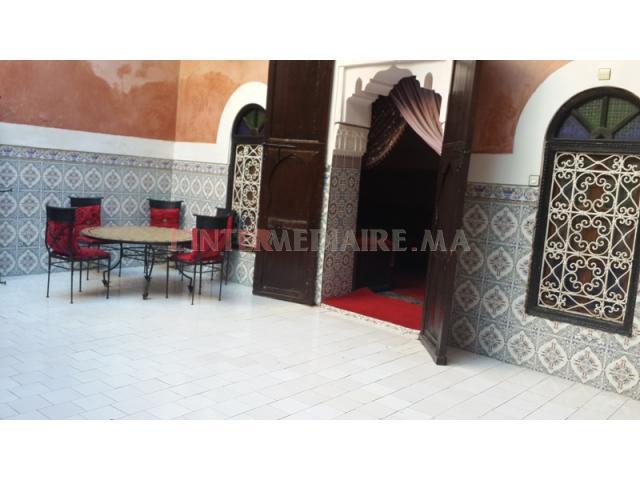 riad en vente à Medina