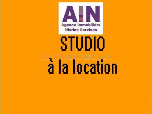 Studio à vendre , Près Bd La résistance