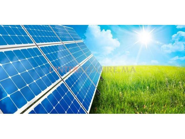 Panneaux solaires tommatech