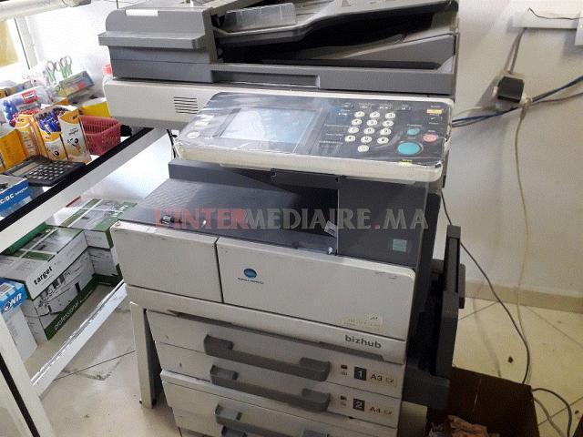 Imprimante bizhub 250 occasion