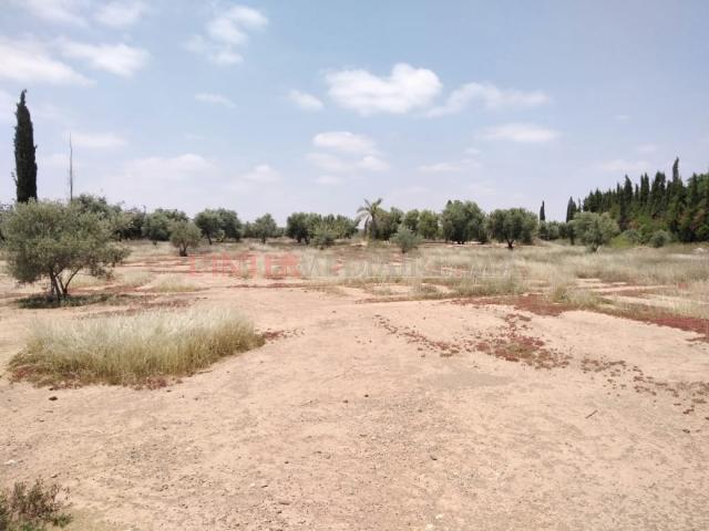 Terrain à vendre zone villa