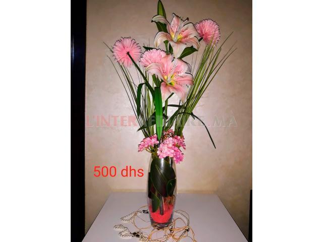 Vases et pots de fleurs