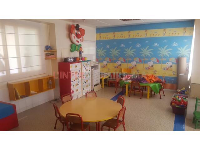 Vente école crèche maternelle à Casablan