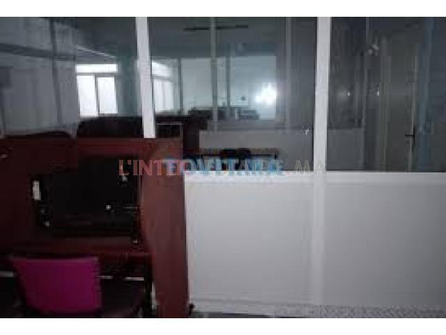 Bureaux de 156 m² a vendre