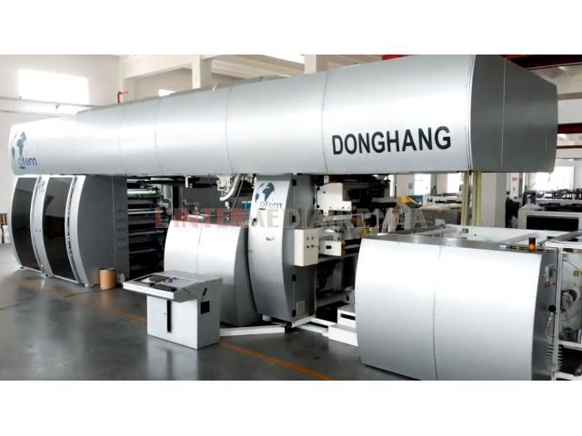 vendre imprimante flexo en  Chine
