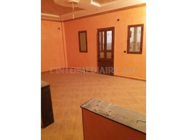 immeuble 2 etages  de 104 m2 A KHRIBGA