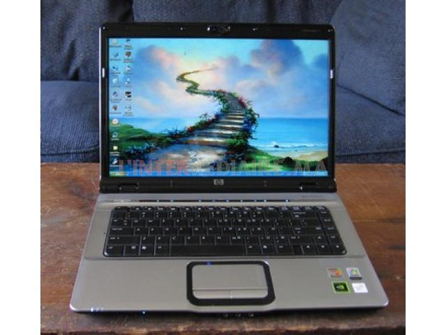 VENTE UN BIJOU PC HP PAVILLON DV6000Z