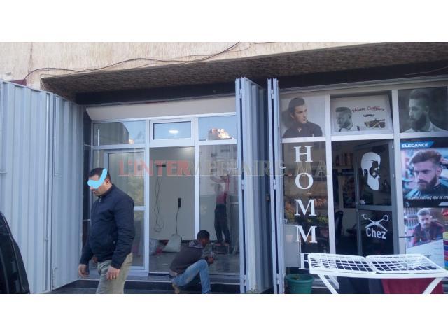 salon de coiffure 2700