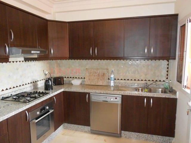 Appartement meublé à tetouan centre