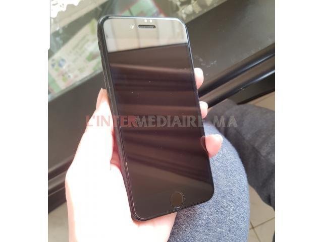 IPhone 7 128GB Noir (très bon état)