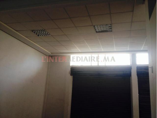 new magasin et cave a louer