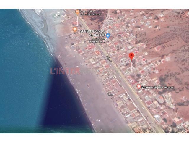 منزل مستقل محفظ بالشاطئ
