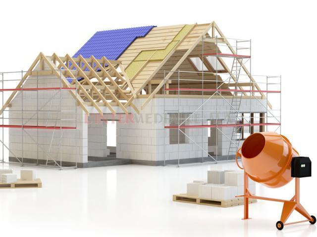 travaux de construction et d'aménagement