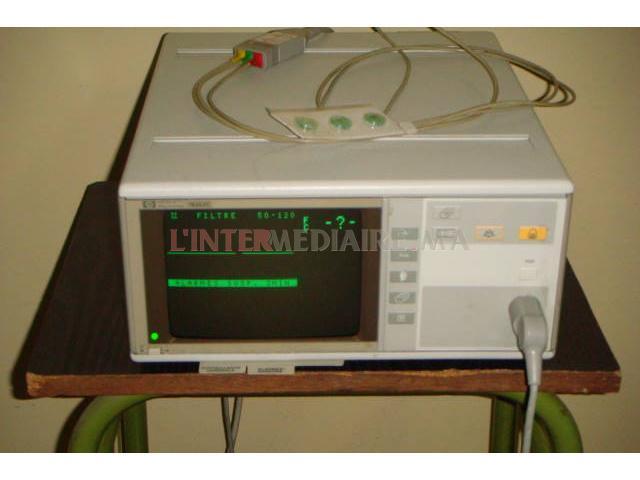 MONITORING ECG HEWLETT PACKARD