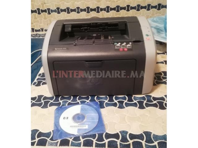 Vends imprimante HP Laser Jet 1010