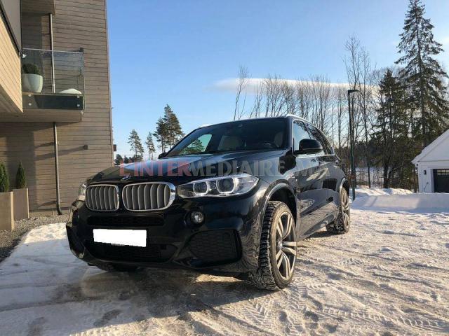 BMW X5 Couleur Noir