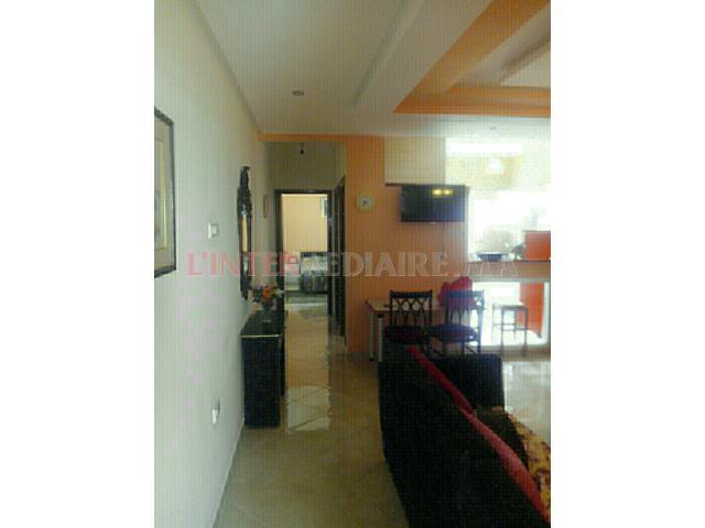 Appartement meublé à Martil