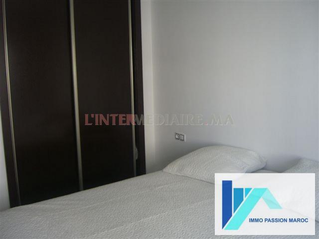 Appartement F3 meublé sur la Corniche