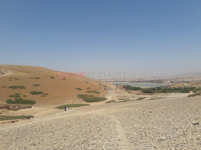 17 hectares titrés au lac de takerkouste