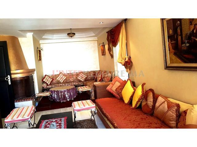 location appartement salon traditionnel