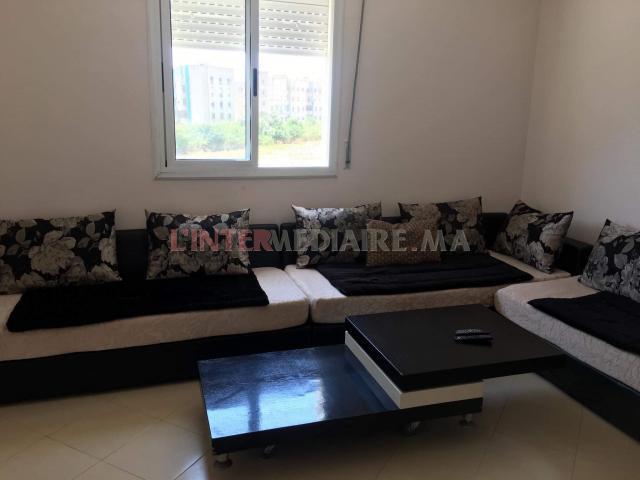 Appartement propre et bien meublé