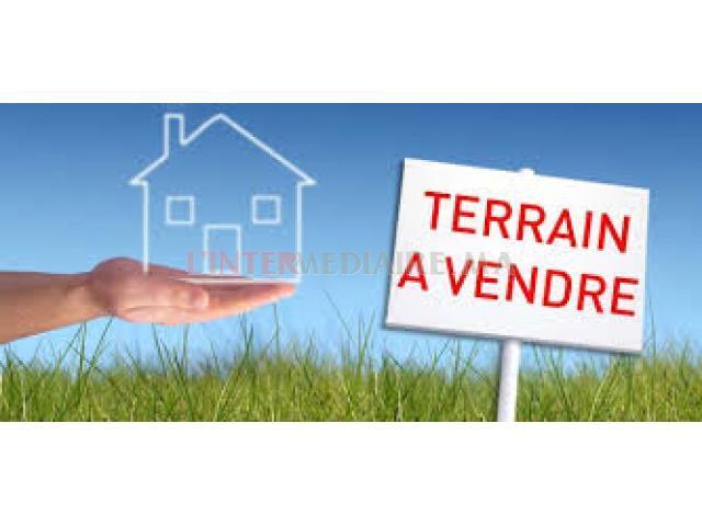 Terrain R+7 de 392 m2 à Belveder