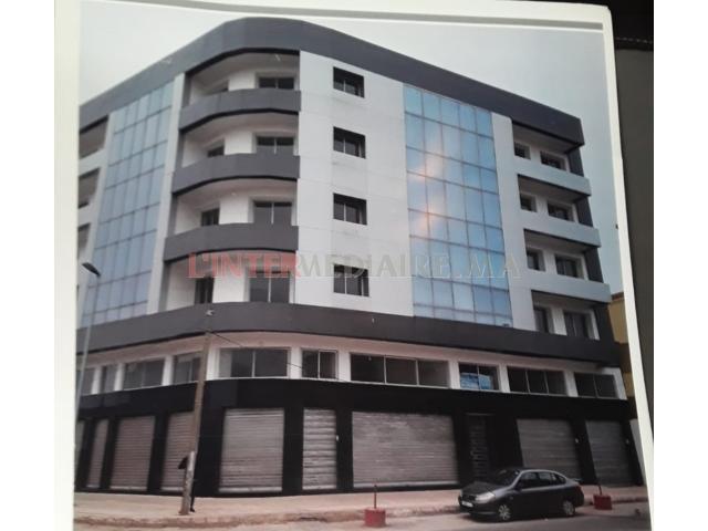 Immeuble moderne 480 m2 à Ain Sebaa