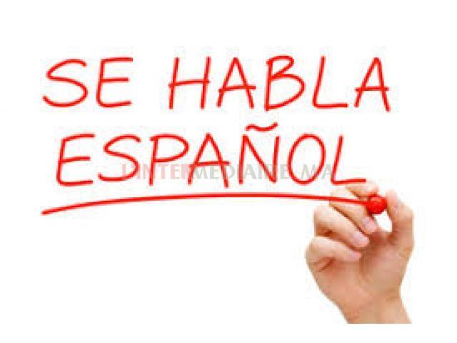 Cours d'espagnole