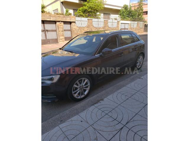 Audi A3 touts options à vendre