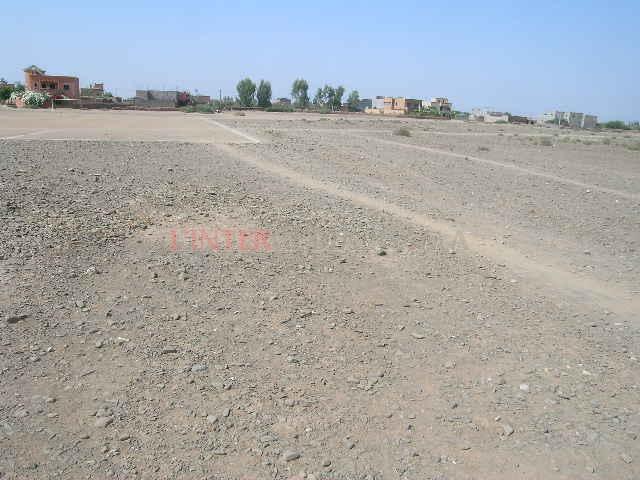 Terrain à vendre 6 ha route d'ourika