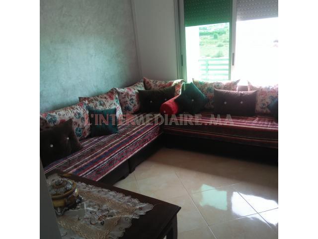 Appartement meublé à louer à sidi Rahal