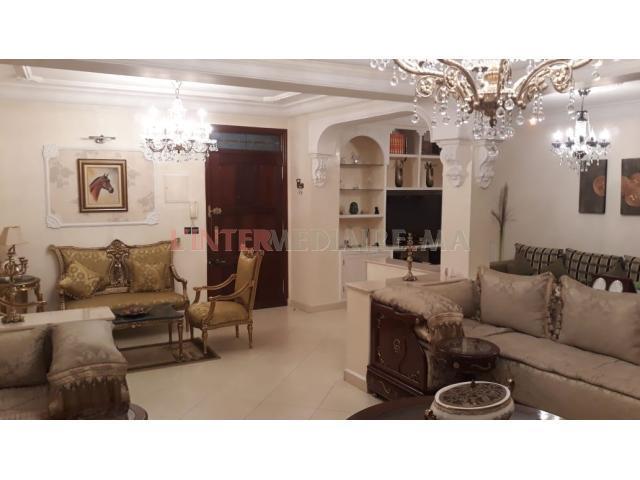 Appartement meuble a vendre centre ville