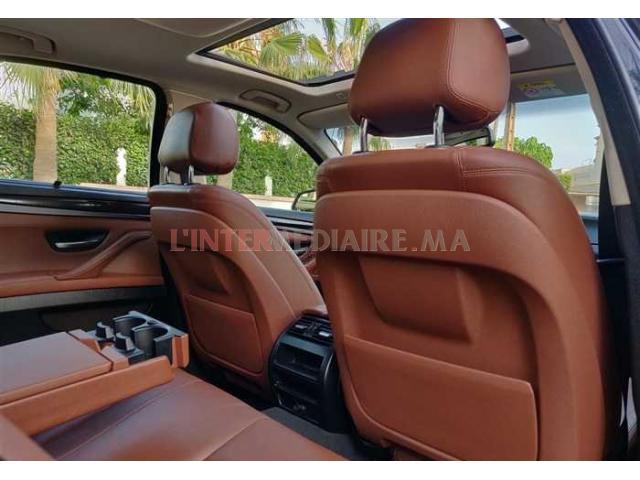BMW 520 D EXCLUSIVE