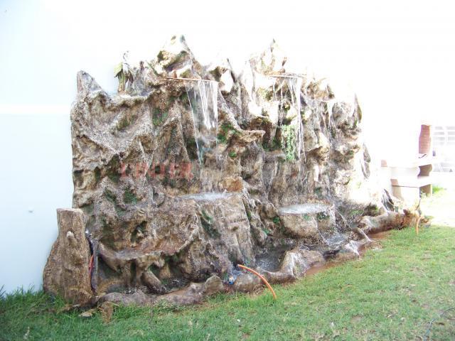 Fabrication des Cascades artificielle
