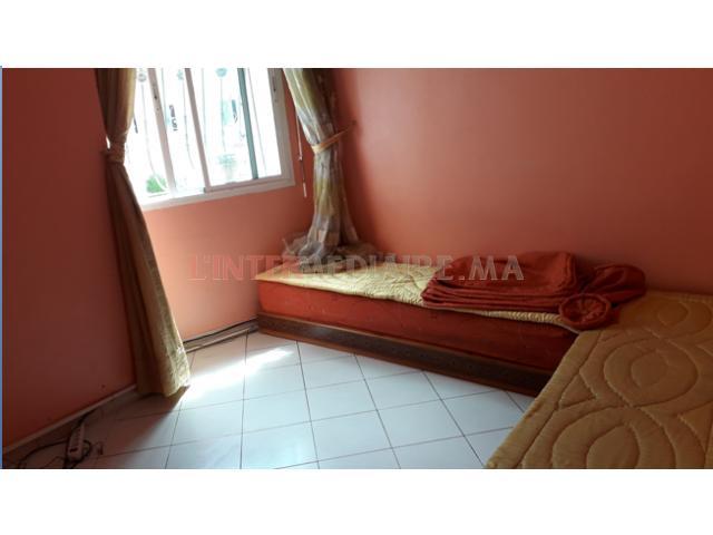 joli petit salon marocain L\'Intermediaire