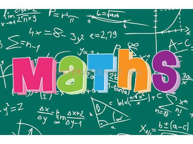 Cours de soutien en maths tous les nivea