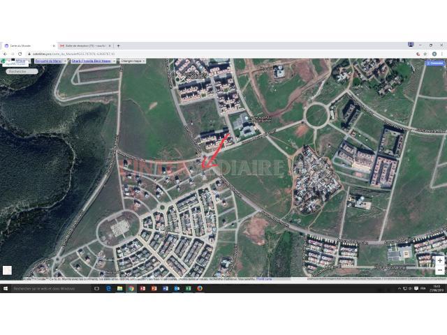 Terrain pour villa  382 m2 Yquem Garden