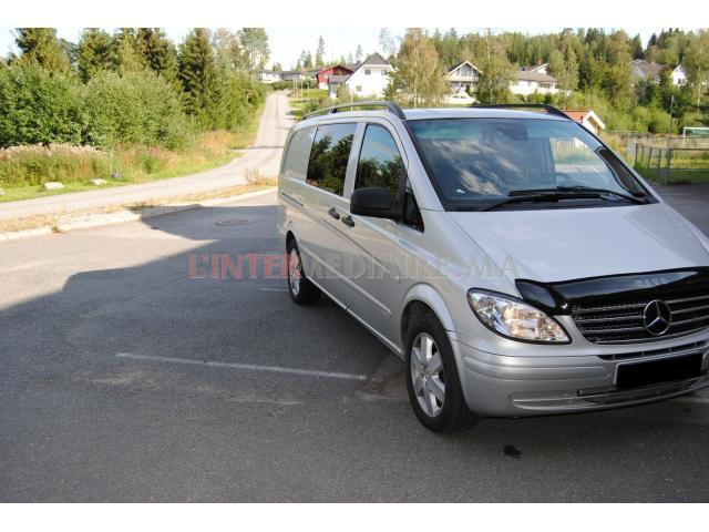 Mercedes-Benz Vito VITO 2.1-150 D 2010,