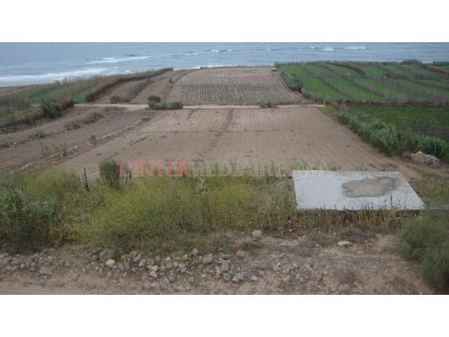 vente terrains touristique au bord  mer
