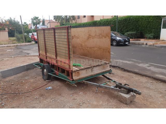 Remorque rimorque caravane