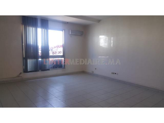 bureau a vendre 94 m2 anfa casablanca