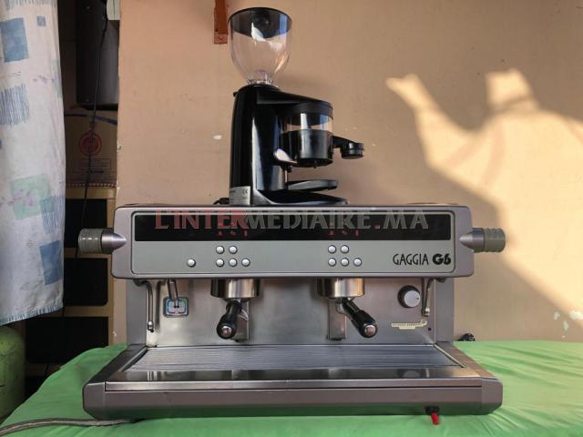 Vente de machine à café