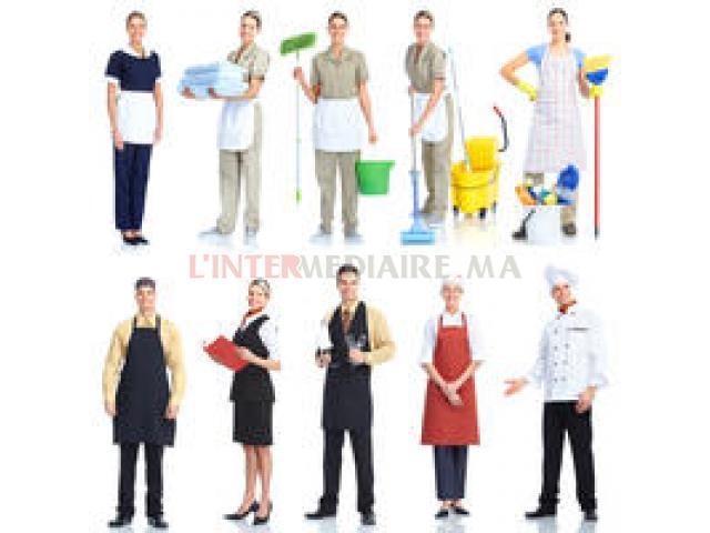 offre d'emploi