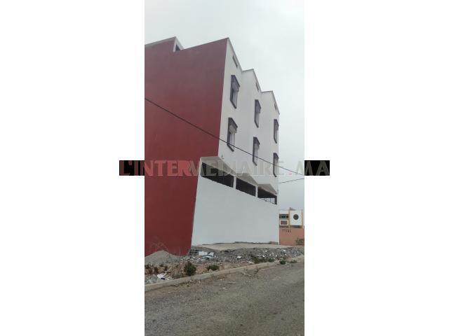 Maison commercial R+2 de 96m² Agadir